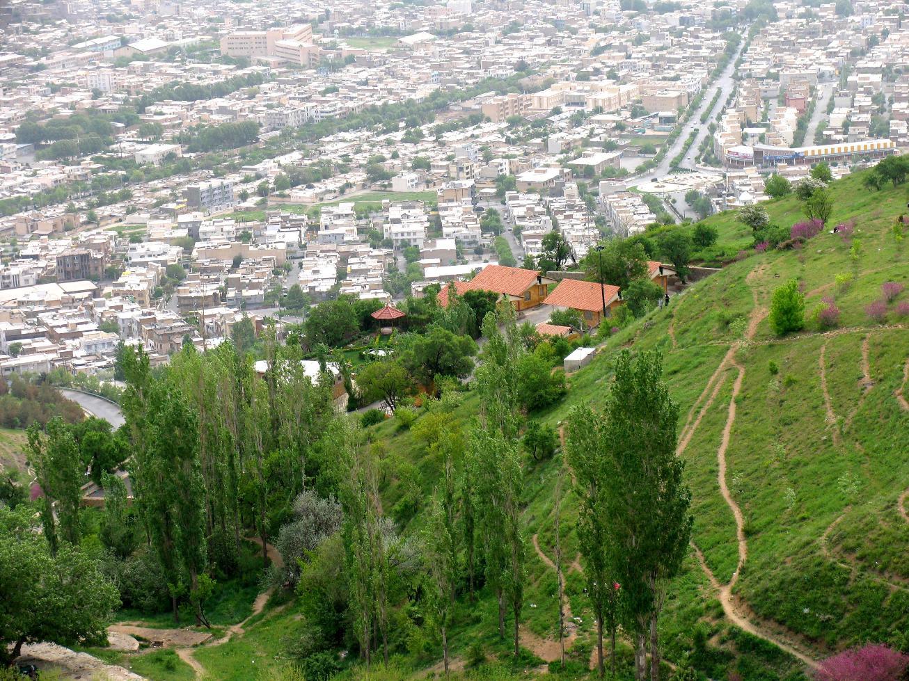 شهر سنندج