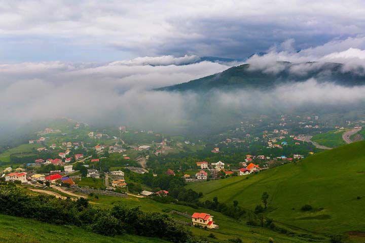روستای حیران گیلان