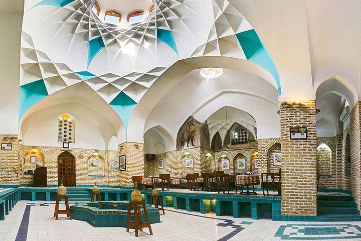 حمام تاریخی خان